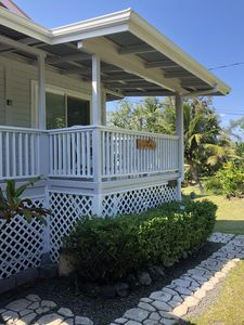 Photo for Beautiful AC Beach Home, Close to the Best Snorkeling Beaches in Hilo