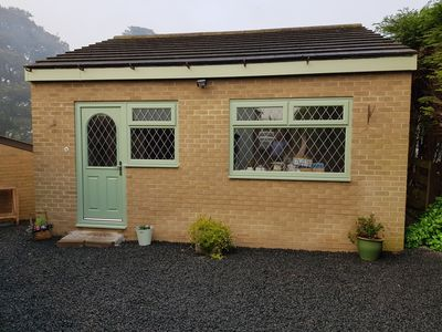 Photo for Cosy Cottage at The Conifers with the use of indoor swimming pool and sauna