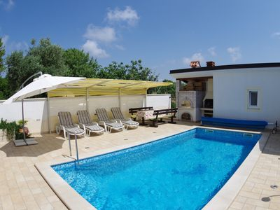 Photo for Holiday apartment with 3 bedrooms and private pool