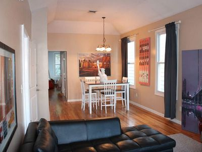 Photo for Family Friendly 2+ Bedroom 15 min to NYC