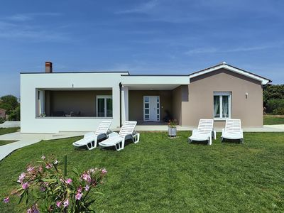 Photo for Holiday house Valdebek for 1 - 6 persons with 2 bedrooms - Detached holiday house