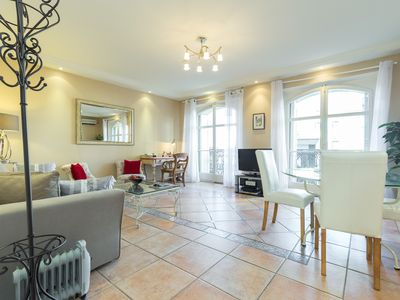 Photo for Gemina Cannes - Two Bedroom Apartment, Sleeps 4