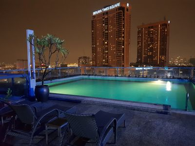*2 Bedroom Apartment* - @ Bukit Bintang
