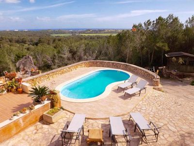 Photo for Holiday house Cala Murada for 1 - 8 persons with 4 bedrooms - Holiday house
