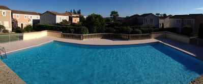 Photo for With swimming pool Uzes, 10 minutes walk from the Place aux Herbes.