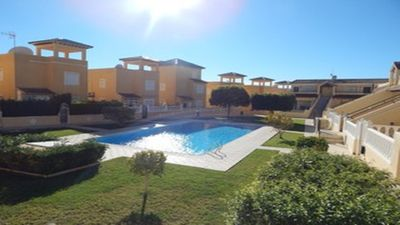 Photo for Ground floor apartment in Lomas del Golf Villamartin