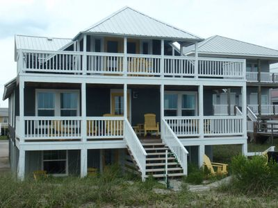Photo for BEACH BACK OPEN!!! Honoring PRIOR YEAR PRICING!!! Ocean Front w/beach access!