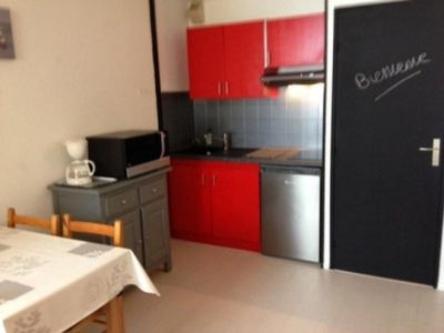 Photo for Apartment La Mongie, 1 bedroom, 6 persons