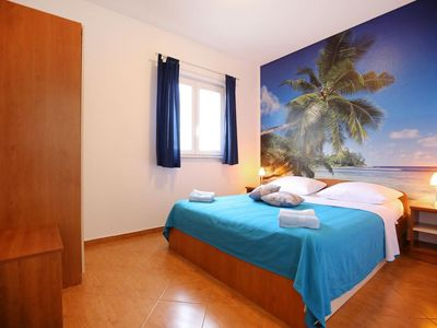 Photo for One bedroom apartment with terrace Sukošan (Zadar)