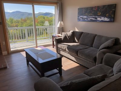 Photo for Nestle Yourself Within The White Mountains! 3 Bed/2 Bath - Sleeps 8