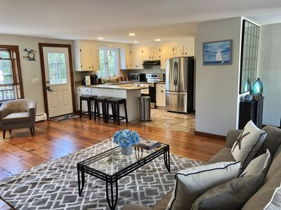 Photo for New! Charming Cape Cod style home in Barnstable