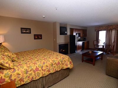 Photo for A119 - Studio Lake View Suite at Lakefront Hotel