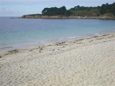 Photo for A ARZON - 150 M FROM THE BEACH AND PORT OF CROUESTY - 4 PEOPLE