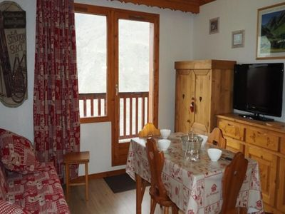 Photo for Apartment Les Menuires, 1 bedroom, 4 persons