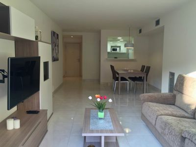 Photo for Apart-Rent-Modern apartment near the beach with wifi  (2002)