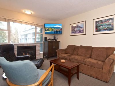 Family size Condo at base of BLACKCOMB. Professionally Managed + Cleaned Worry Free Cancellation
