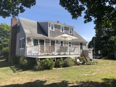 Photo for Bright, Open, Clean, Roomy Cape home, located in prime Hyannis Habor location.