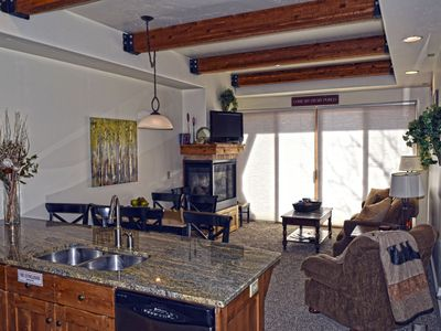 Photo for Two Bedroom Townhome w/Swaner Preserve View