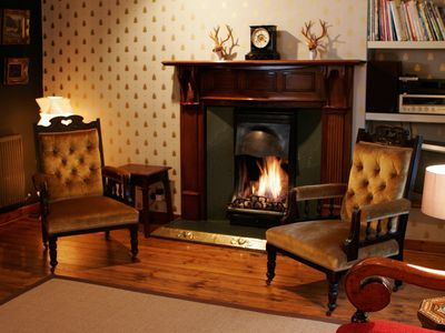Photo for Fabulous 5 * (Visit Britain)  Georgian Town House with sauna, sleeps 5.