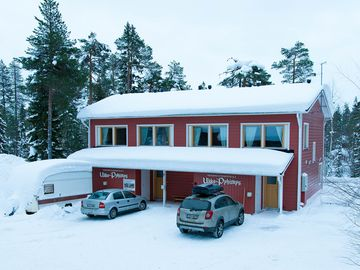 Pyha-Luosto Visitor and Culture Centre Naava, Eastern Lapland, Finland
