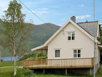 Vacation home in Vestresand, Northern Norway - 5 persons, 3 bedrooms