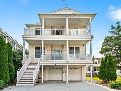 Photo for 4 Bedroom 2 Bath Condo 2 Blocks from Beach and Boards