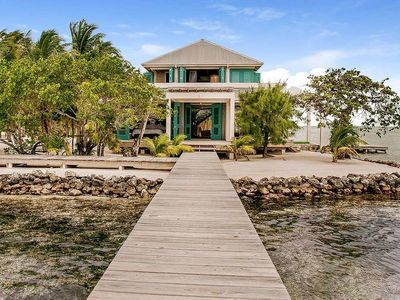 Photo for 1BR House Vacation Rental in Cayo Espanto, BZ