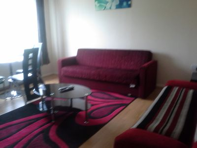Photo for BEAUTIFUL 1 BEDROOM APARTMENT,SLEEPS 4