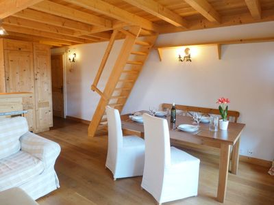 Photo for Apartment Agate 30 in Villars - 4 persons, 2 bedrooms