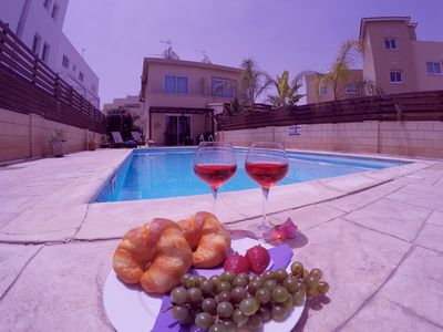 Photo for 2BR Villa Vacation Rental in Paralimni
