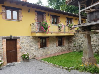 Photo for 2BR Apartment Vacation Rental in Cangas de Onís, Asturias