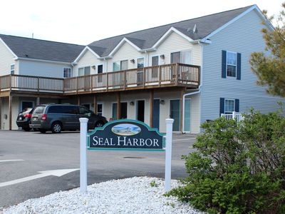 Photo for Seal Harbor Resort - 40 yards to beach!