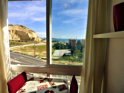 Photo for Large Central Apartment with Sea Views