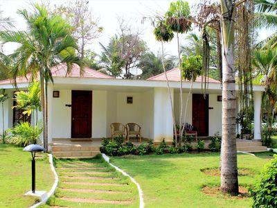 Photo for Bed and Breakfast Cottage stay,Mahabalipuram
