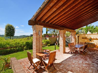Photo for Vacation home Tassinaia in Castelfiorentino - 10 persons, 4 bedrooms