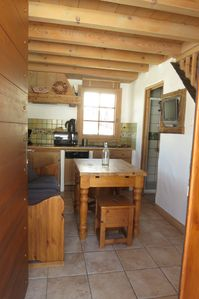 Photo for Studio flat in a chalet