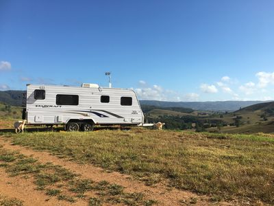 Photo for 1BR Recreational Vehicle Vacation Rental in Laceys Creek, QLD