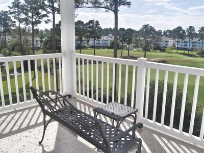 Magnolia Pointe 402-4886. BRAND NEW WOOD FLOORS, FREE WIFI, GOLF COURSE VIEWS