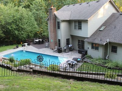 Photo for Family friendly lodge located in the Hocking Hills