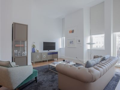 Photo for Liiiving in Porto | Aliados Luxury Apartment II
