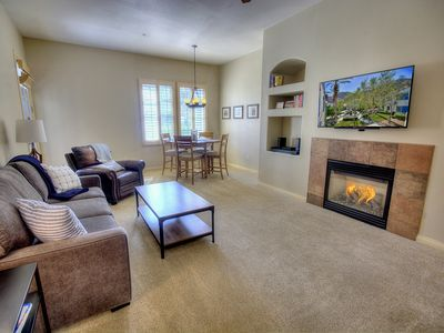 Photo for New To Our Inventory: Upstairs Villa with Spectacular Mountain Views