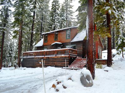 Photo for The Greenleaf: Old Tahoe Charm with Modern Upgrades and Fantastic Location!