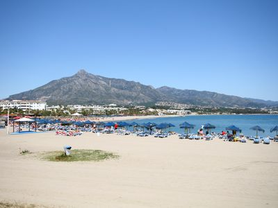 Photo for Luxury Apartment in Las Mimosas, Puerto Banus. Close to the beach and the port.