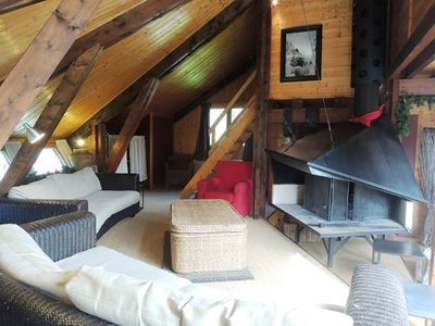 Photo for Located in the old Avoriaz, the chalet Vuargne guaranteed to live the winter holydays in an...