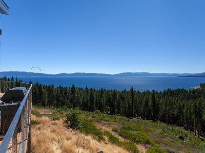 Photo for Exquisite Lake Views from Newly Built 4br, High-End Home with Tahoe Park HOA Beach Access!