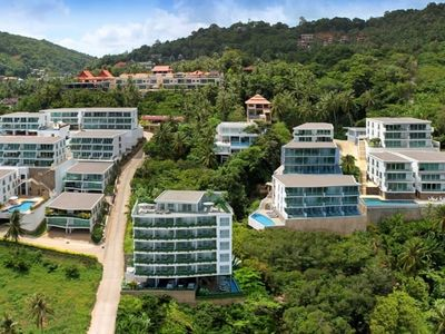 Photo for Kata beach seaview apartment 2 bedroom