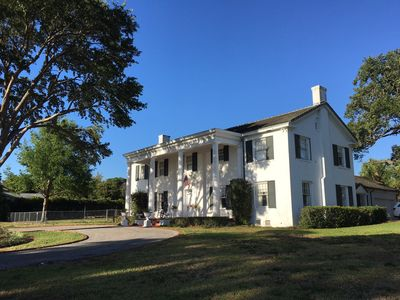 Photo for Historic Lakefront Mansion - perfect for families. Legoland, Disney, Bok Tower