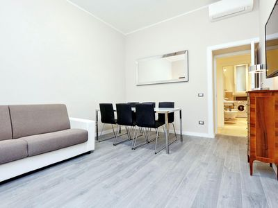Photo for Candia C apartment in Vaticano with air conditioning.