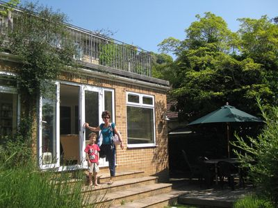 Photo for Visit England 4* rated family home in charming Bonchurch