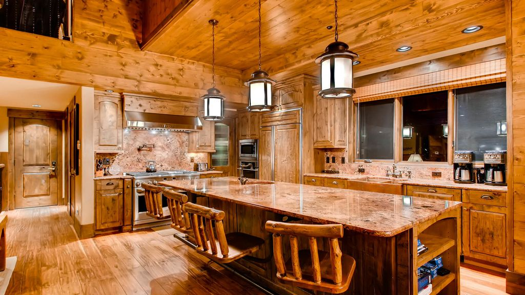 Lumber Jack Lodge True Ski In Out On Green Run Hot Tub